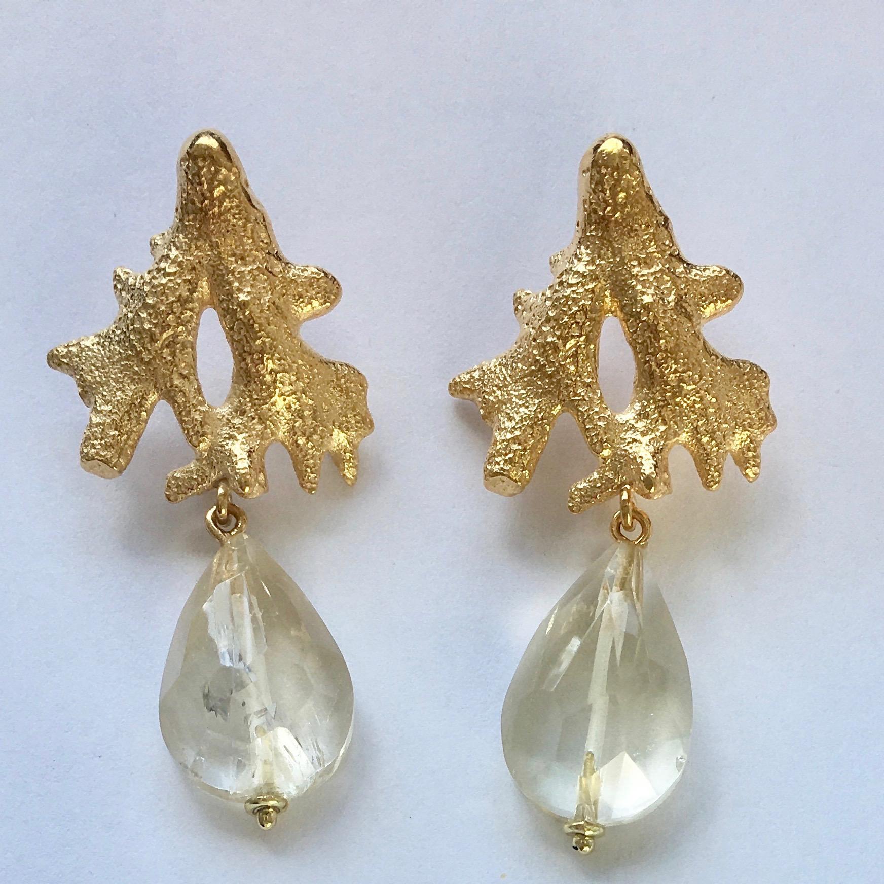Reef citrine & prasiolite pendants 2.jpeg