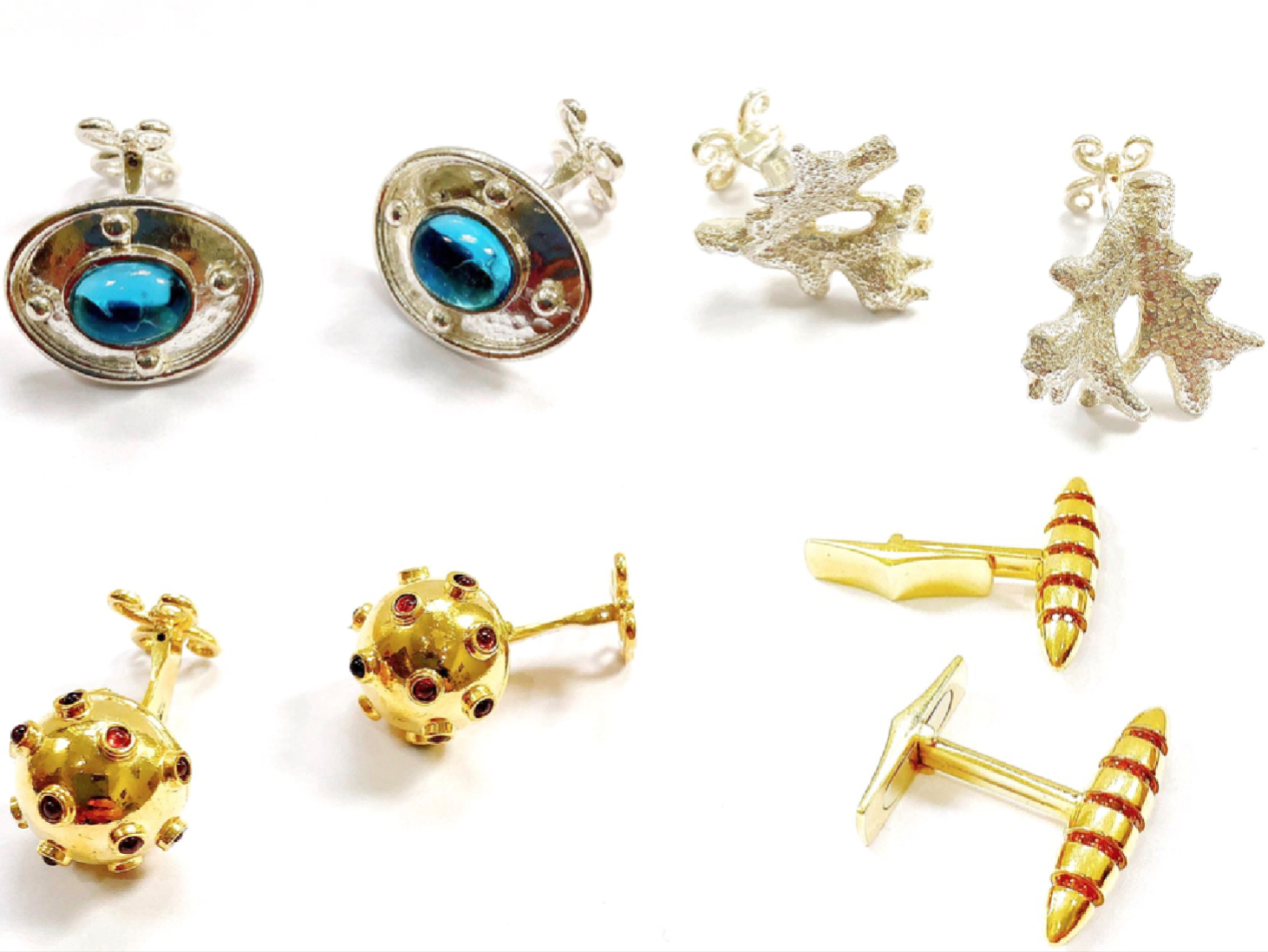 New in for Christmas. Click on the image to discover my cufflinks collection today.