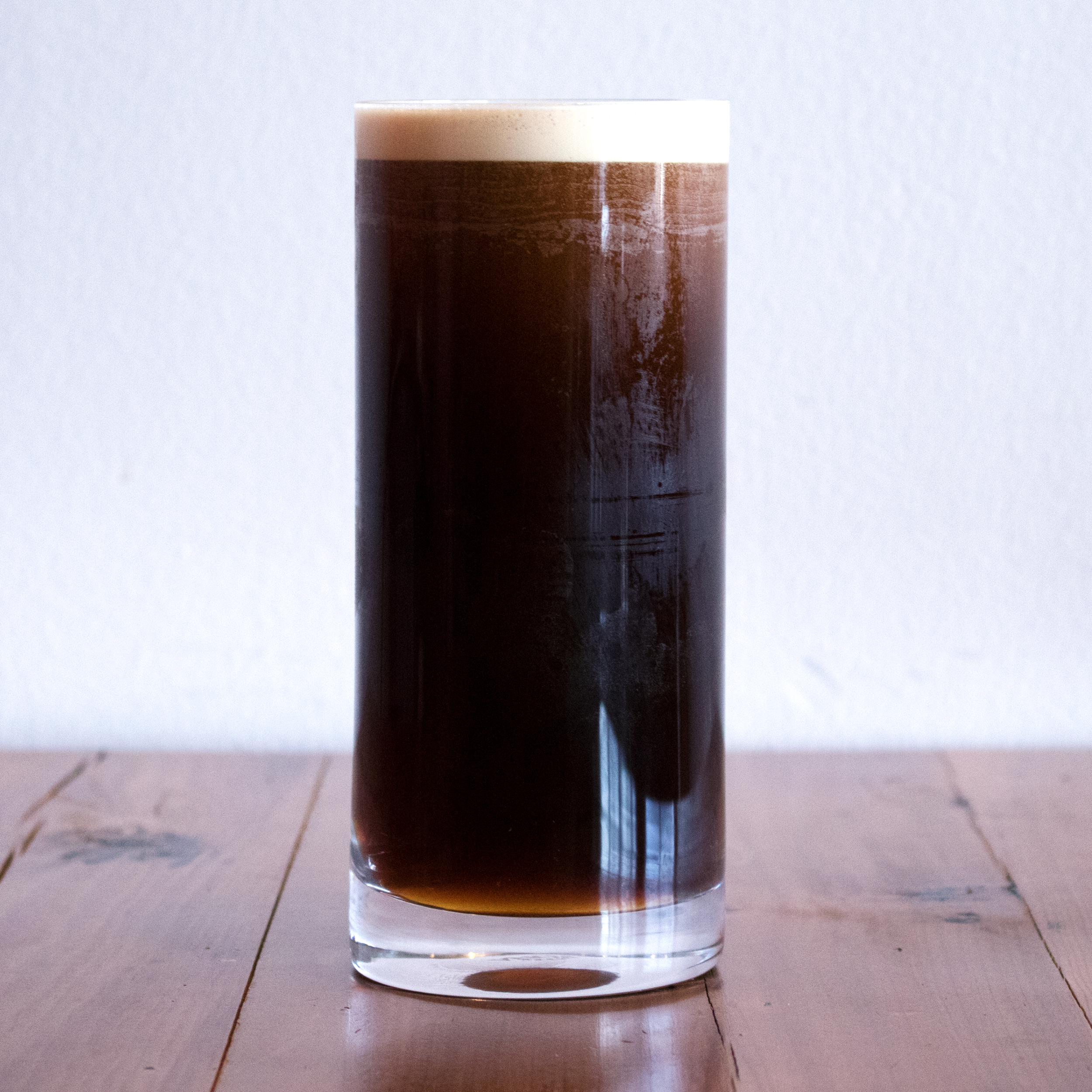 Nitro Coffee - Cold Brew + Nitrogen