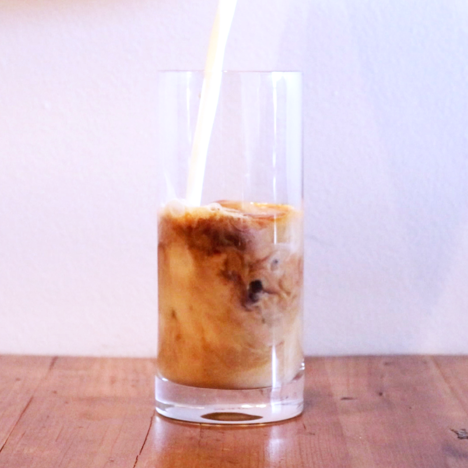 Iced Latte - Espresso + Milk + Ice
