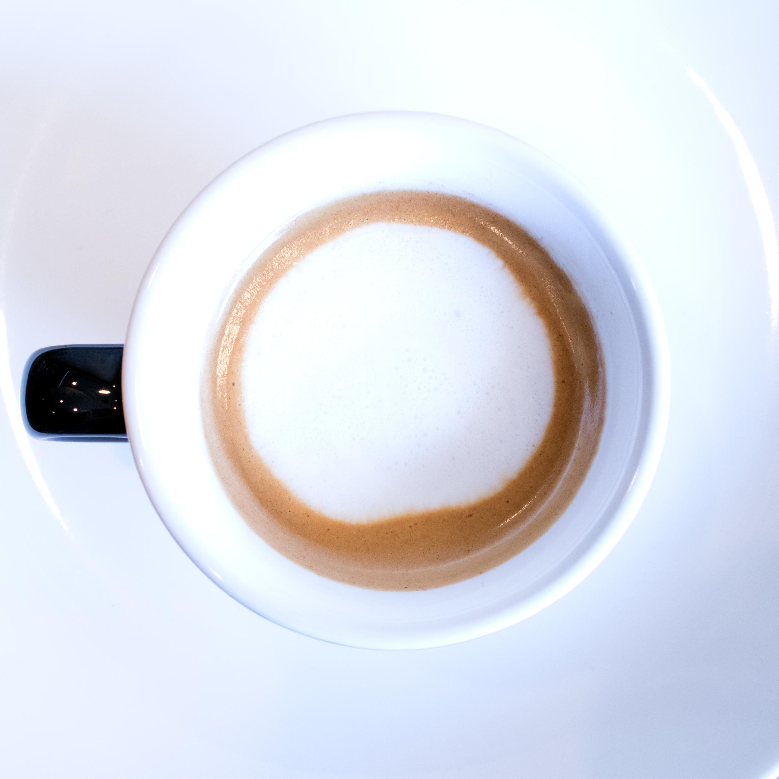 Macchiato - Espresso + Foam