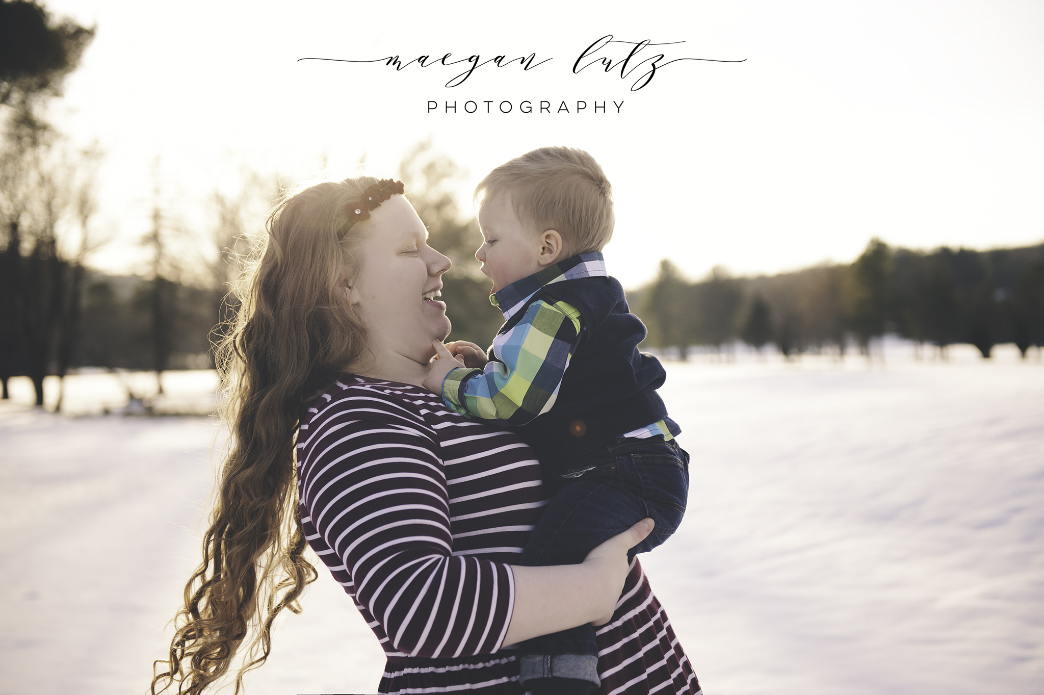 mommy and me photography