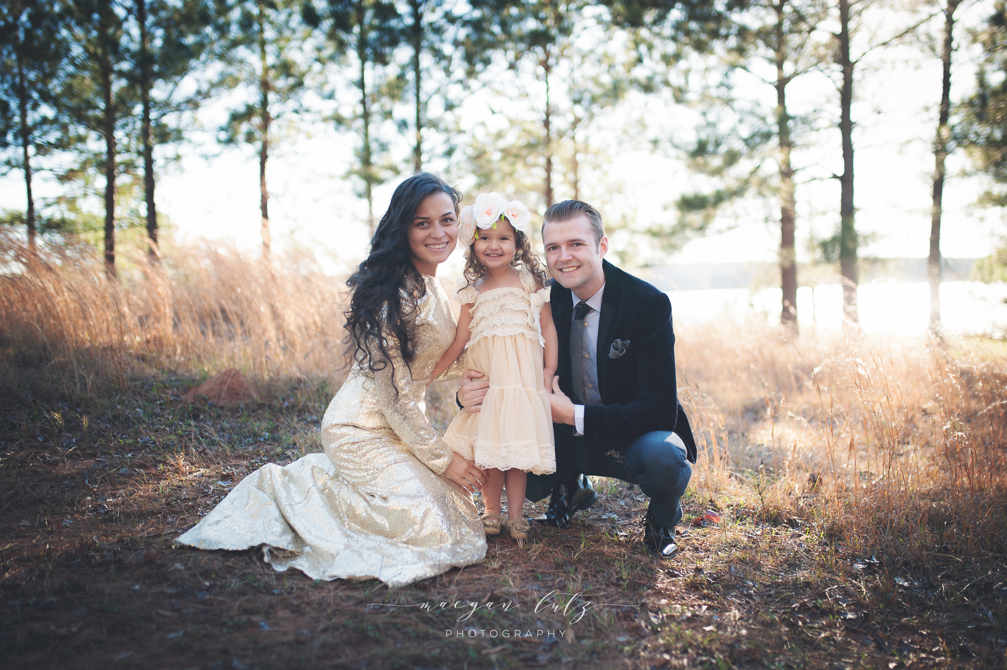 Atlanta Georiga family sunset session NEPA Photographer