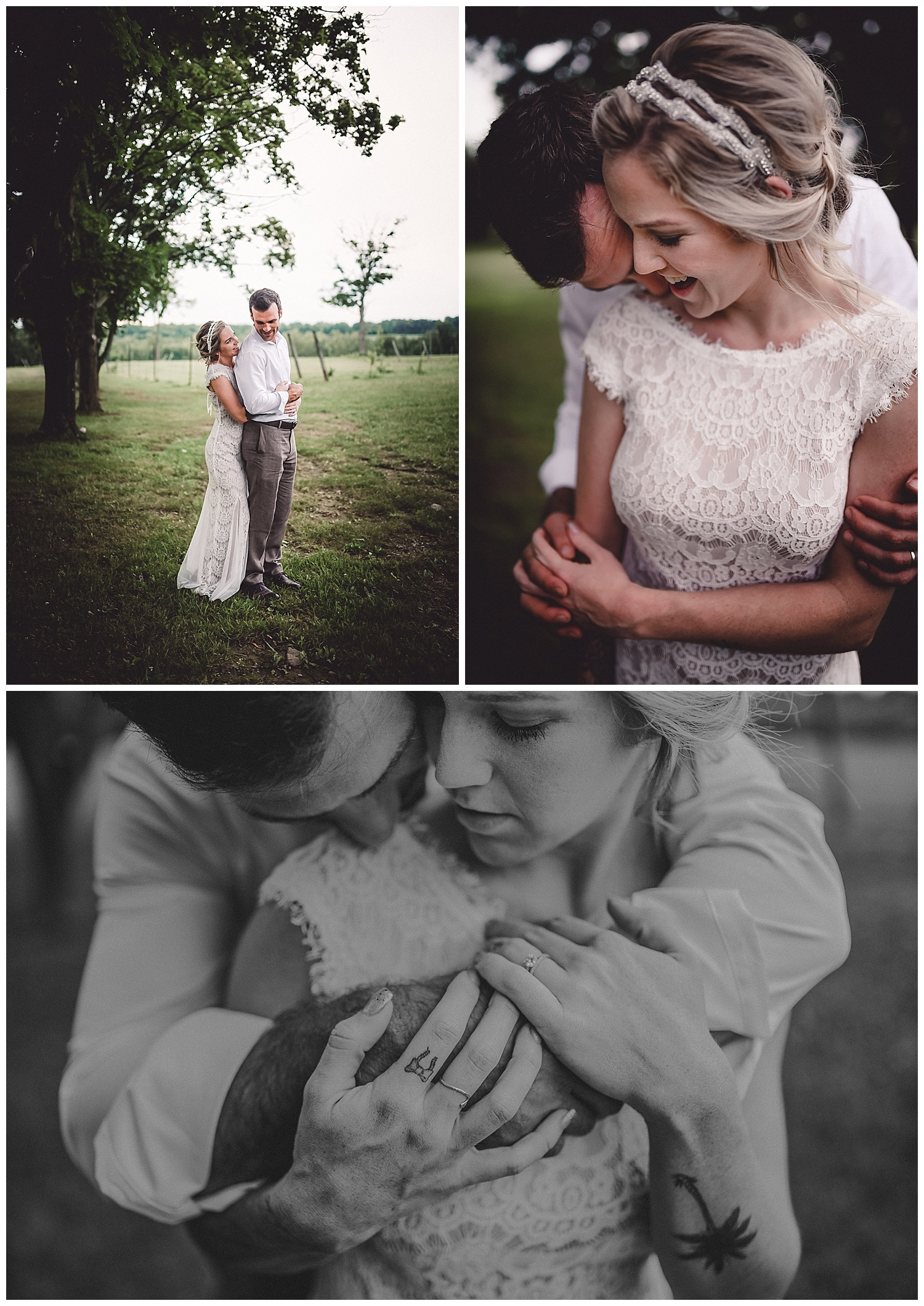 Wedding Photographer in Scranton Central and Northeast PA at Tolino Vineyards in Bangor PA