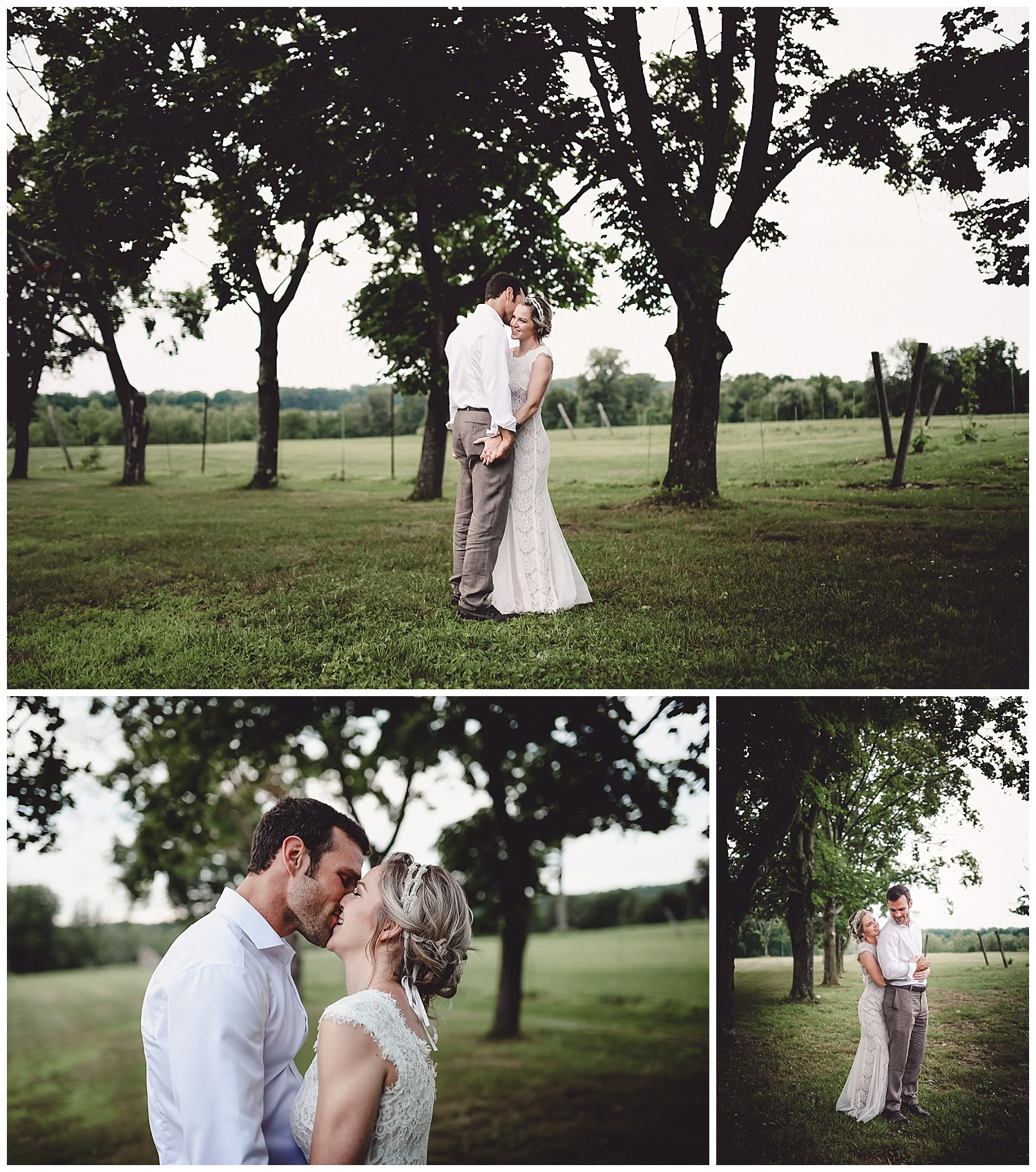 Wedding Photographer in Lewisburg Central PA at Tolino Vineyards in Bangor PA