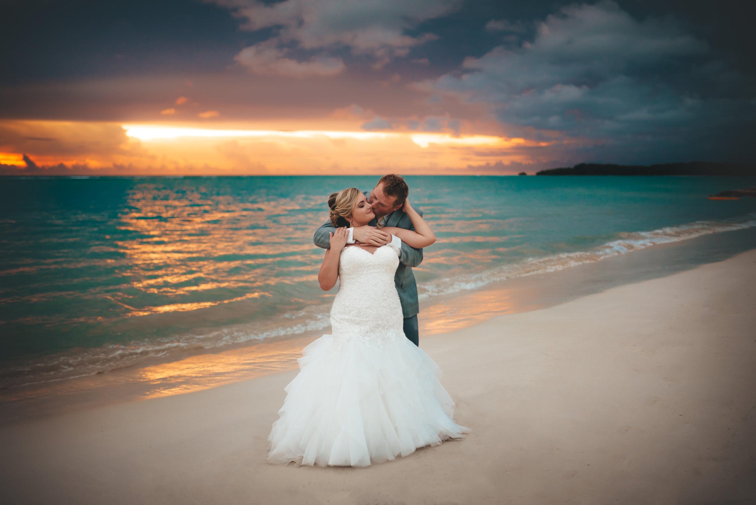 Mr & Mrs. McGuigan -