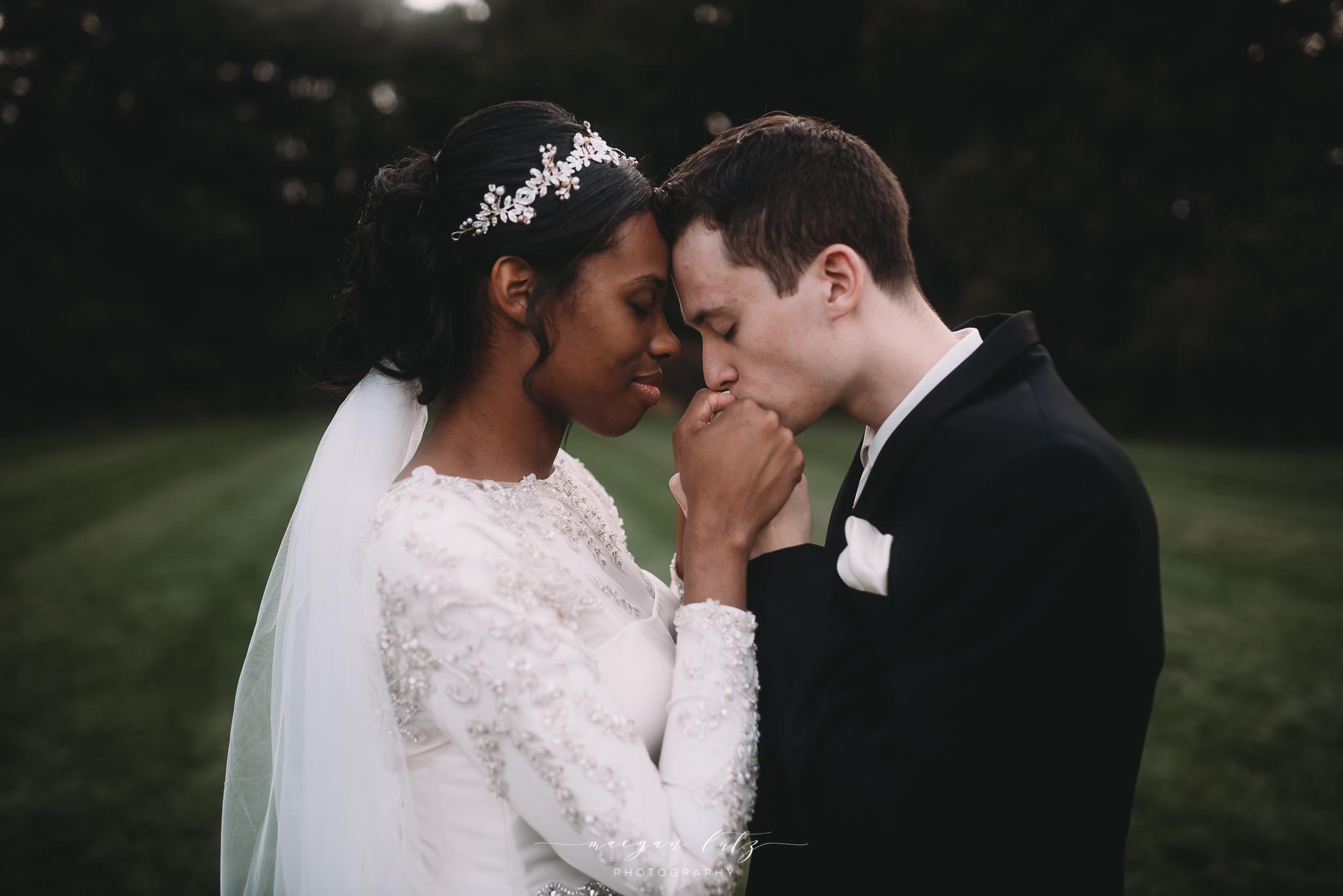 Mr. & Mrs. Bernard -