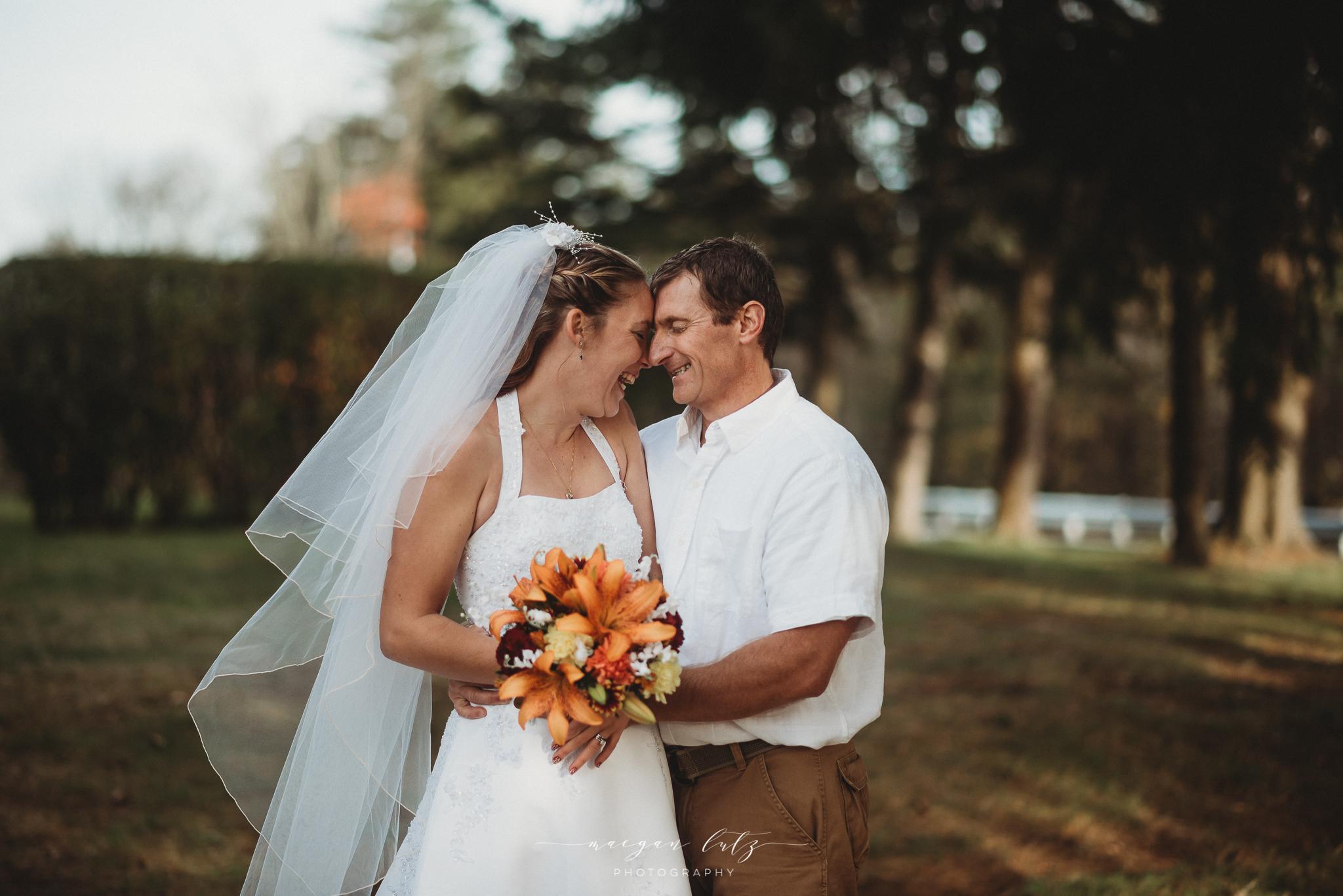 Mr. & Mrs. Button -