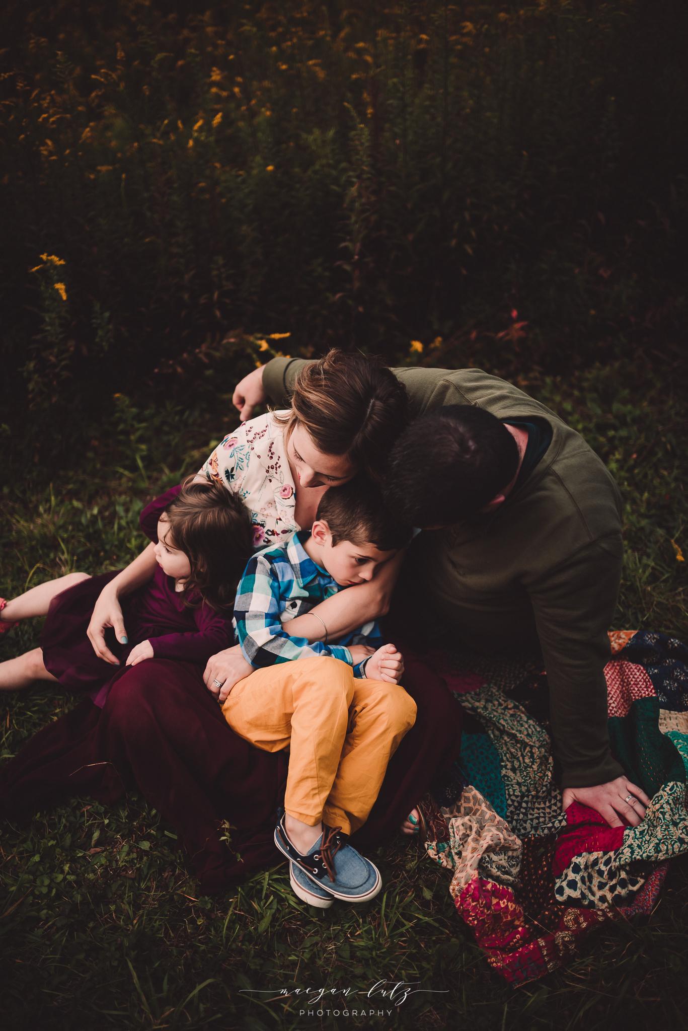 Family Photographer in Scranton NEPA
