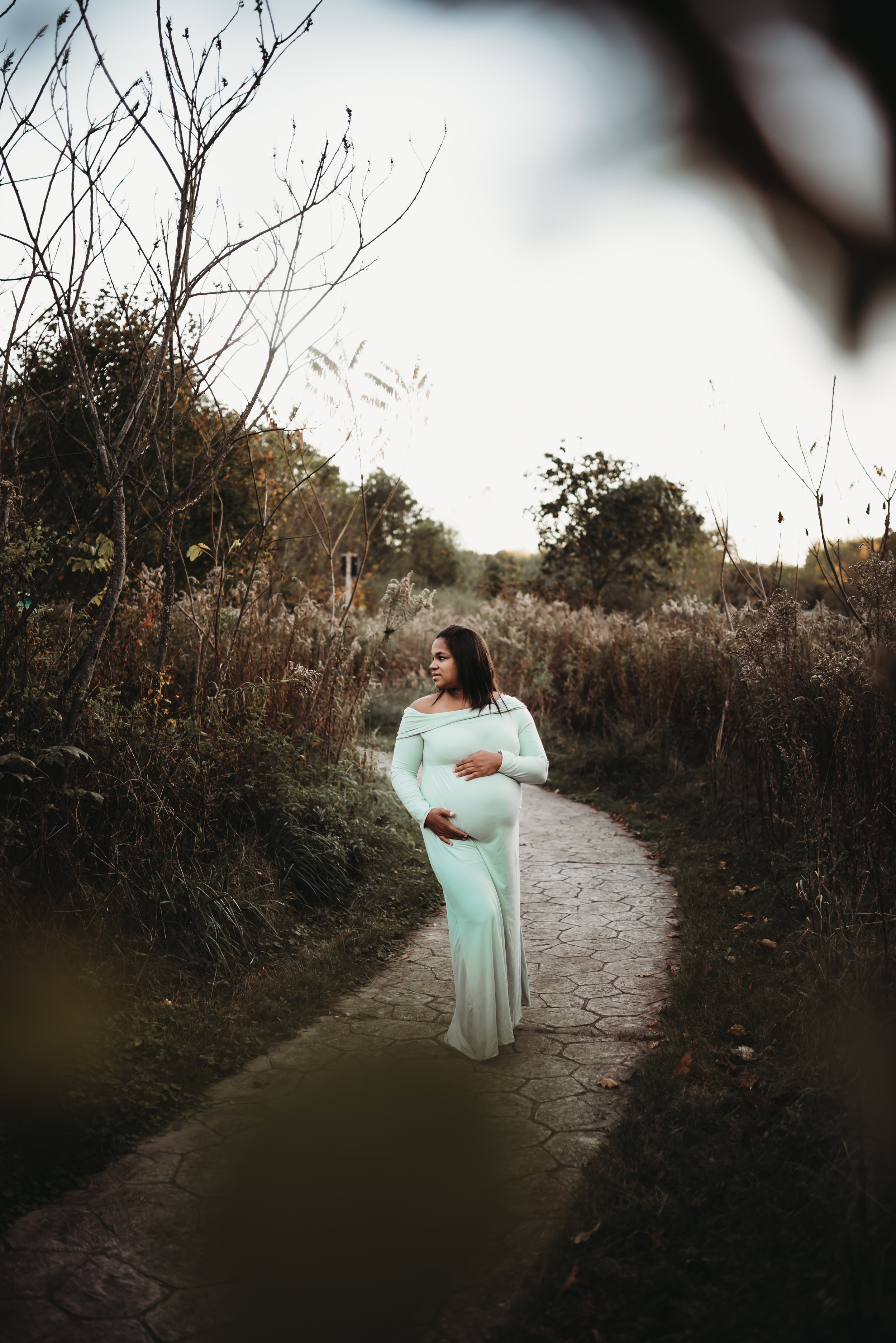 Maternity Session in Bloomsburg, PA by newborn photographer in Scranton
