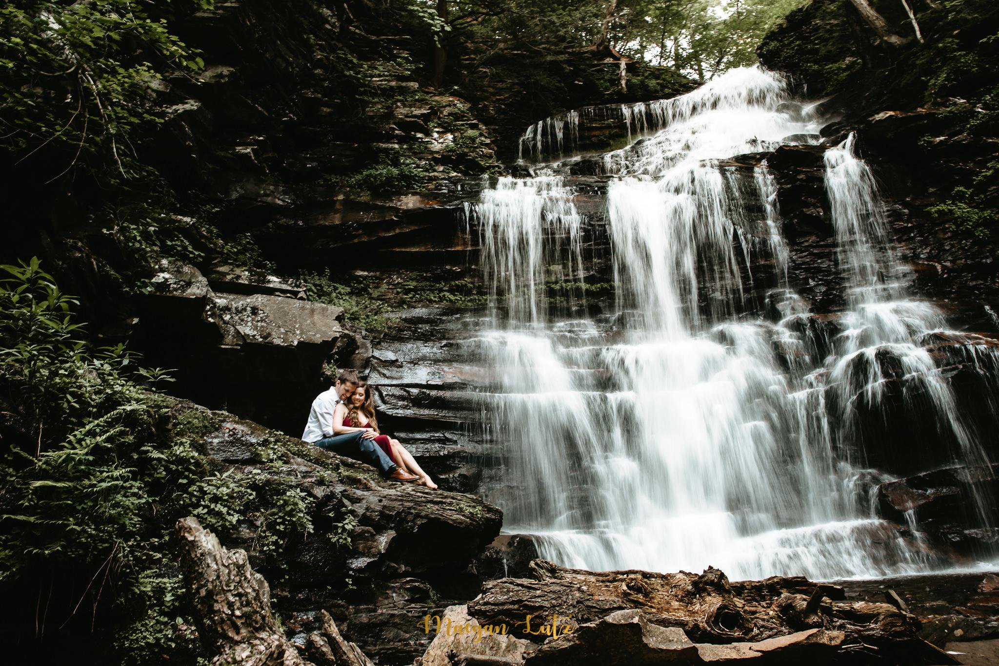 NEPA-Engagement-Wedding-Photographer-Session-at-Ricketts-Glen-State-Park-3.jpg