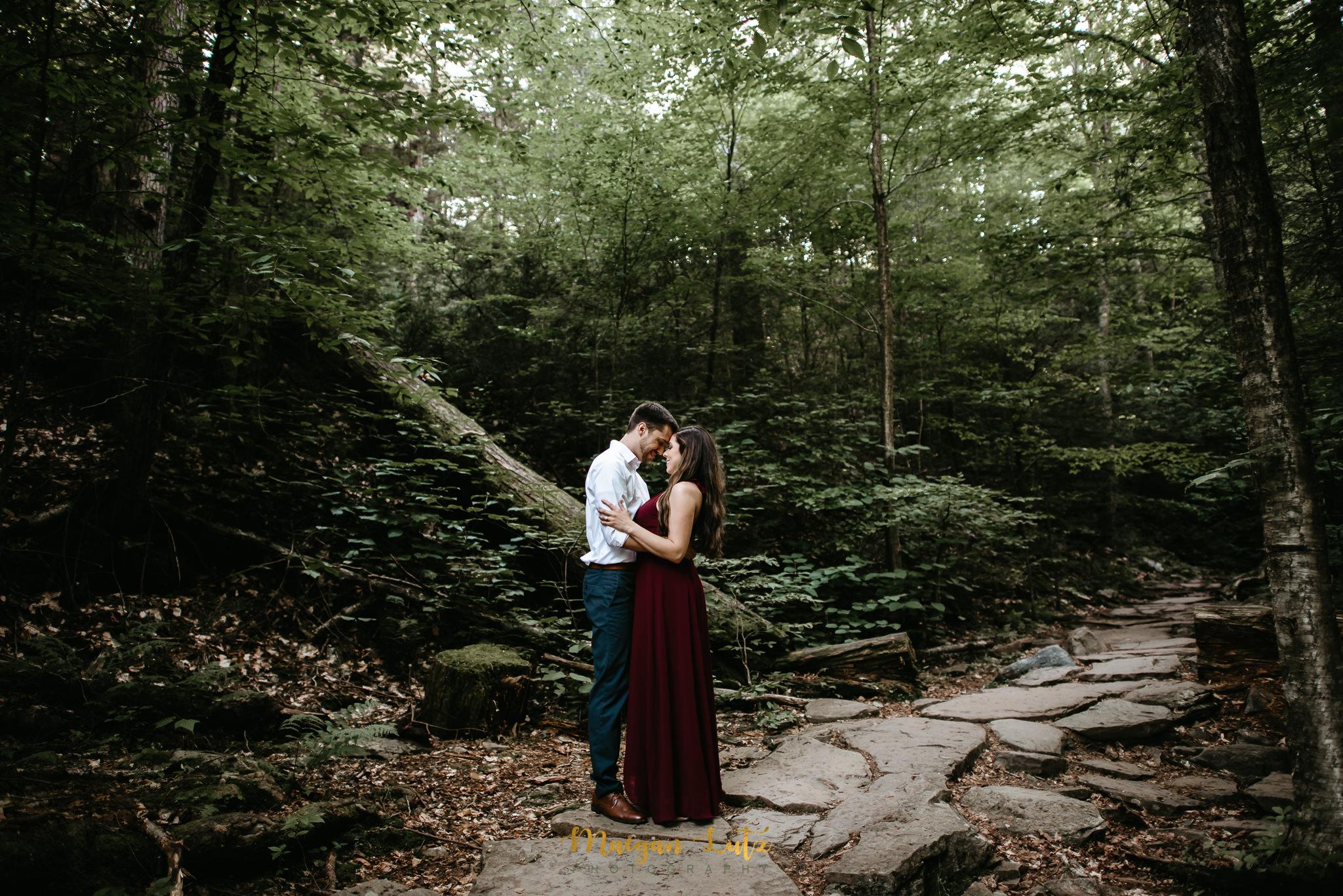 NEPA-Engagement-Wedding-Photographer-Session-at-Ricketts-Glen-State-Park-8.jpg