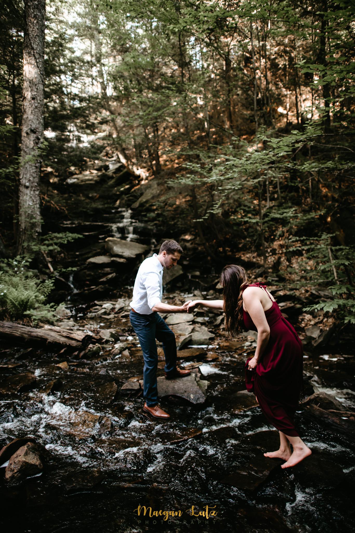 NEPA-Engagement-Wedding-Photographer-Session-at-Ricketts-Glen-State-Park-9.jpg