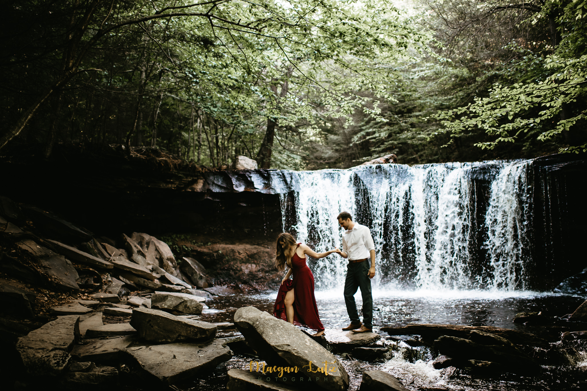 NEPA-Engagement-Wedding-Photographer-Session-at-Ricketts-Glen-State-Park-15.jpg