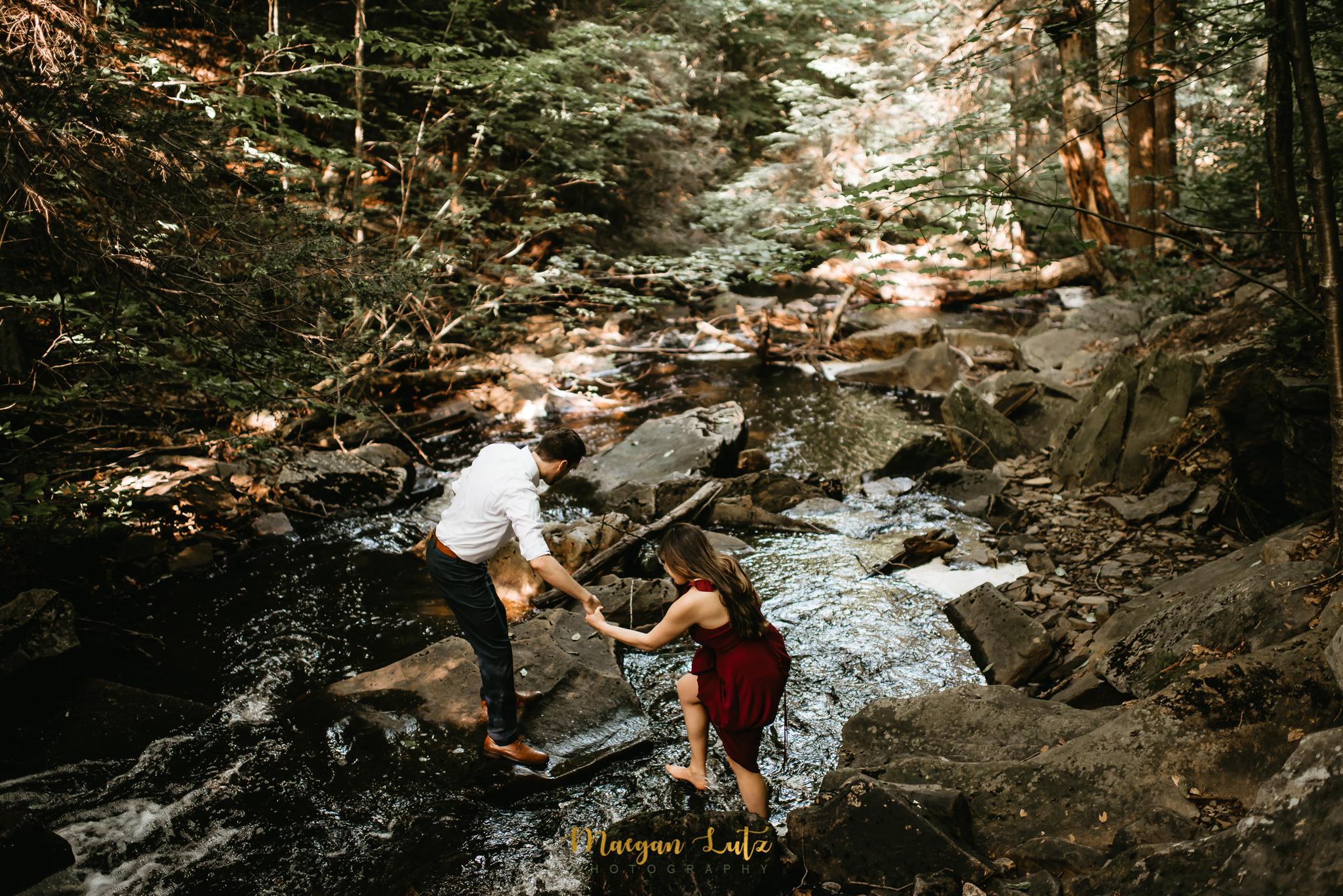 NEPA-Engagement-Wedding-Photographer-Session-at-Ricketts-Glen-State-Park-16.jpg