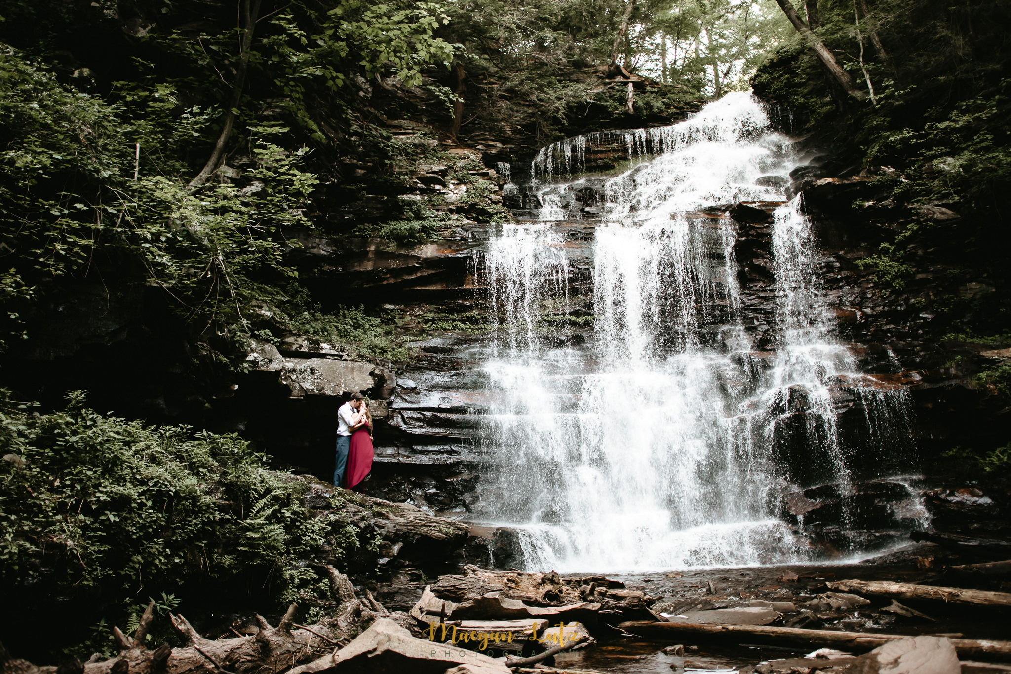 NEPA-Engagement-Wedding-Photographer-Session-at-Ricketts-Glen-State-Park-28.jpg