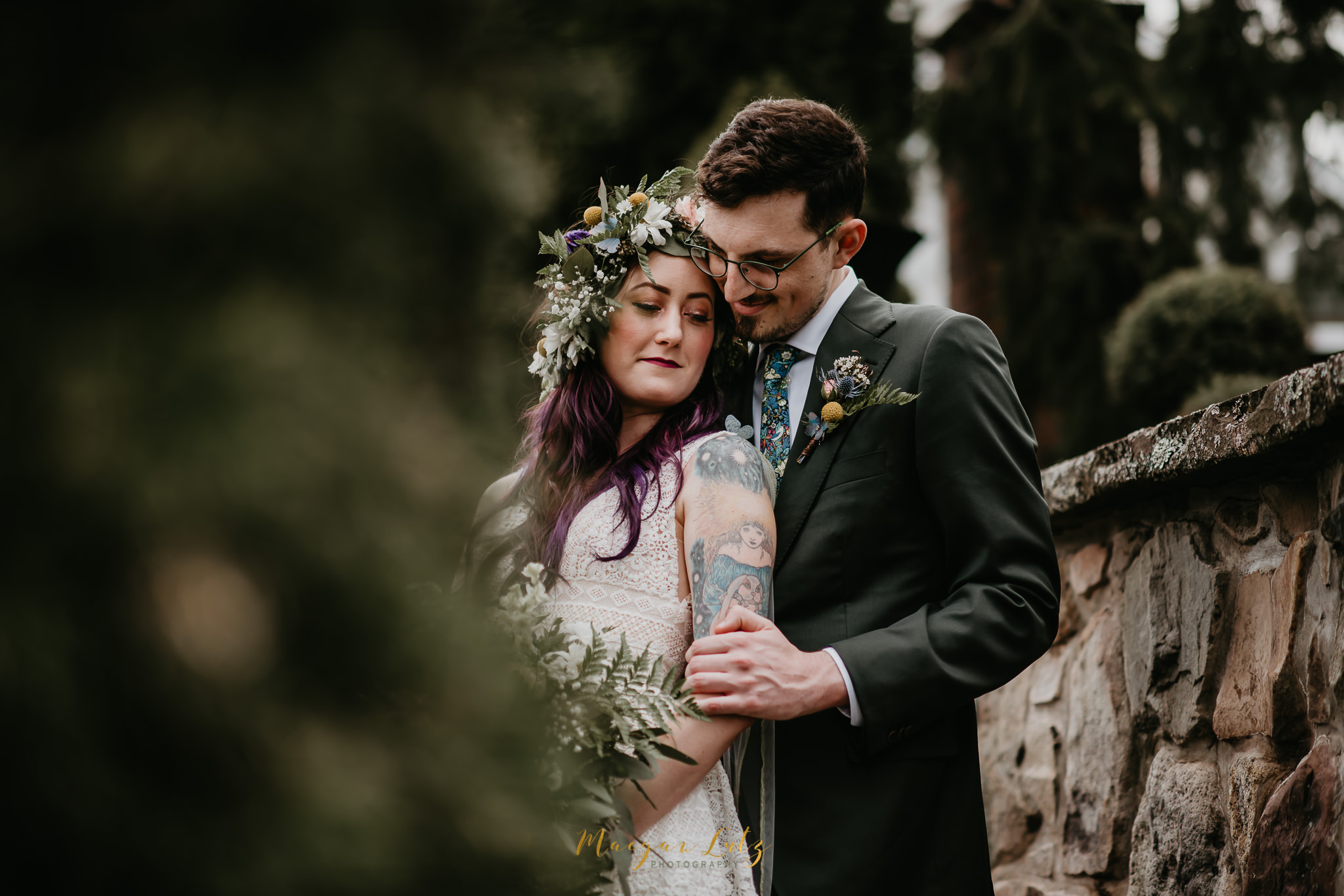 Devin & Alex - Wedding at The Beaumont Inn