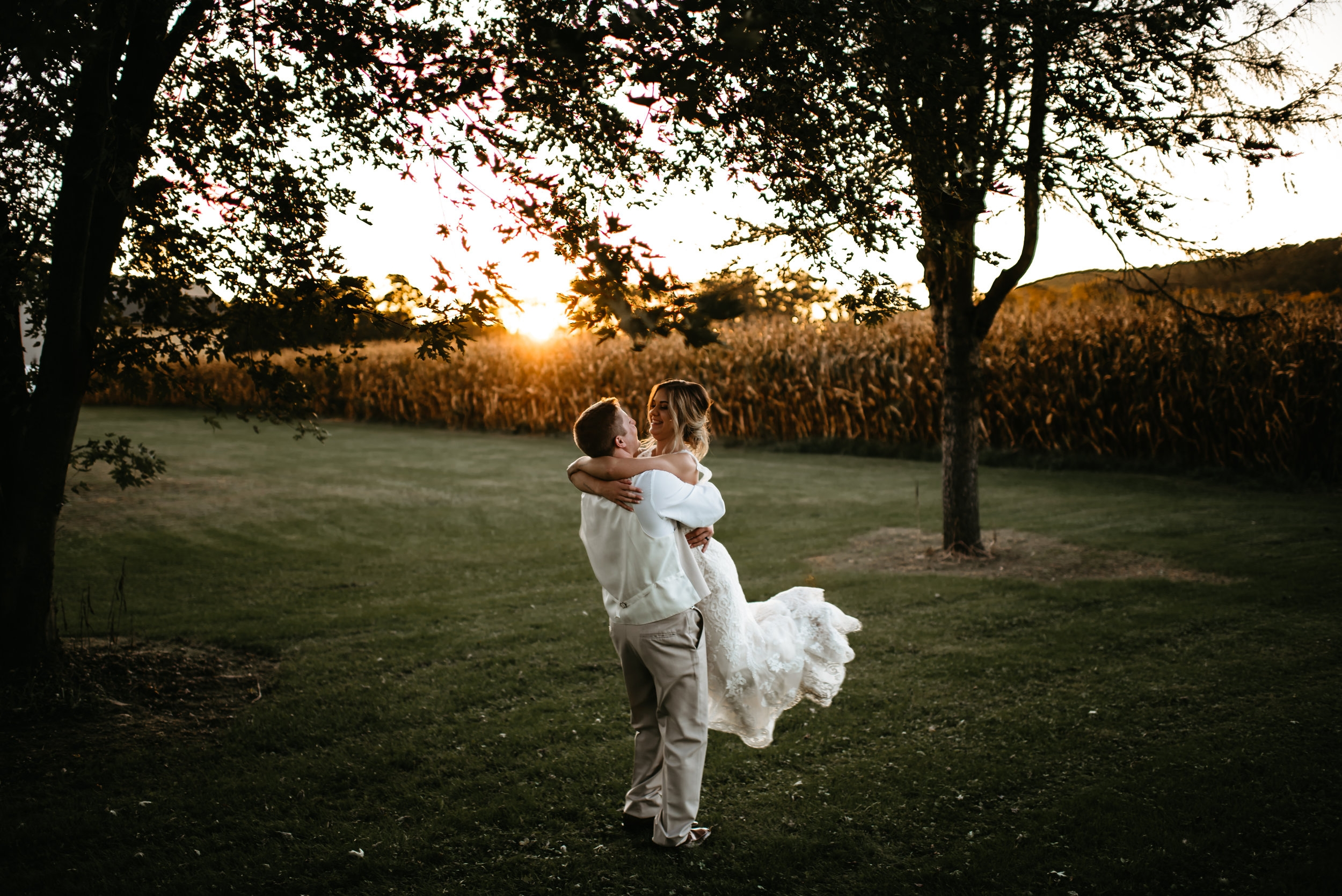 Ashley & Zeb - The Red Barn 1900, Lock Haven, PA