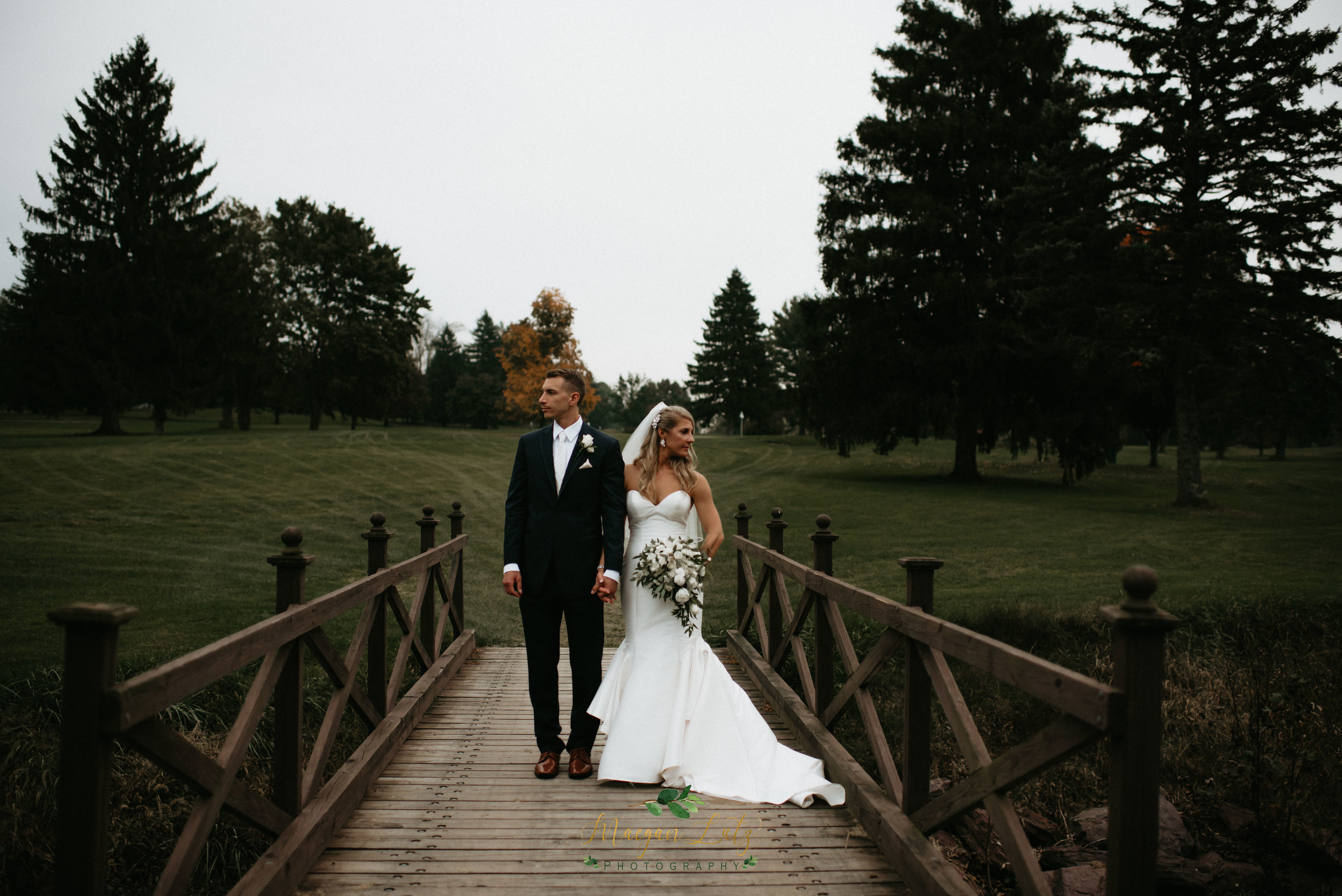 NEPA and Central PA Wedding Photographer in Danville PA at the Barn at Frosty Valley