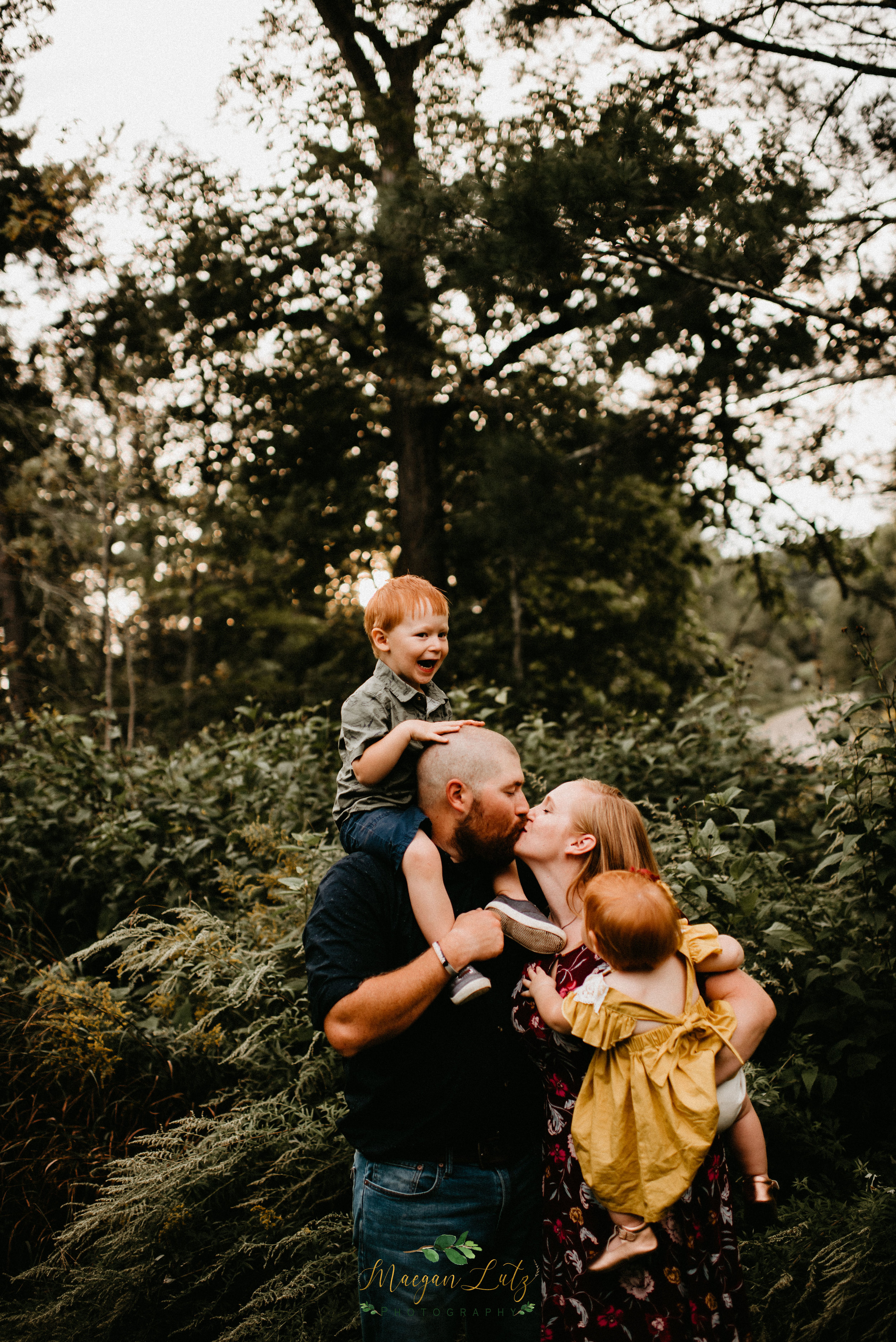 NEPA Family photographer in Drums, PA