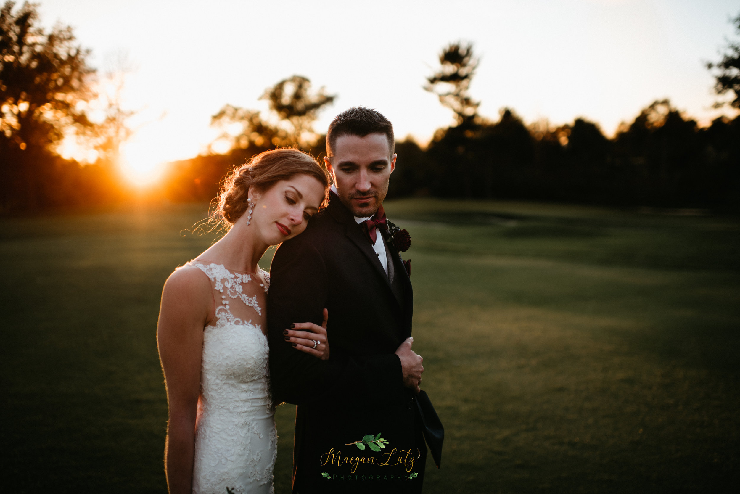 Melissa & Lee - Glen Oak Country Club, Clarks Summit, PA