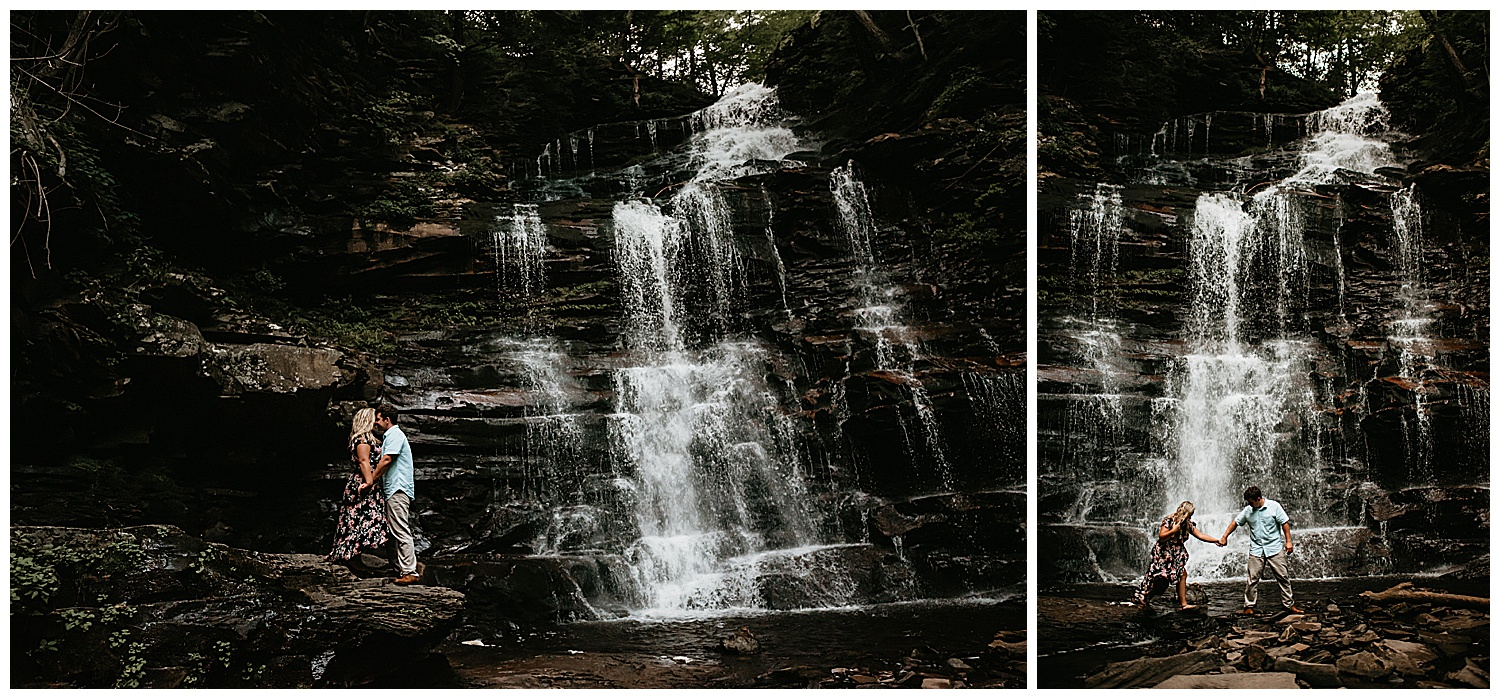 NEPA-Bloomsburg-Lehigh-Valley-Wedding-Photographer-Engagement-session-at-Ricketts-Glen-State-Park_0027.jpg