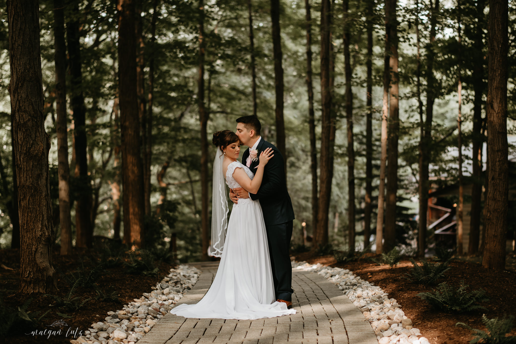 Mr. & Mrs. Radcliff - Wedding at The Stroudmoor Country Inn, Stroudsburg, PA