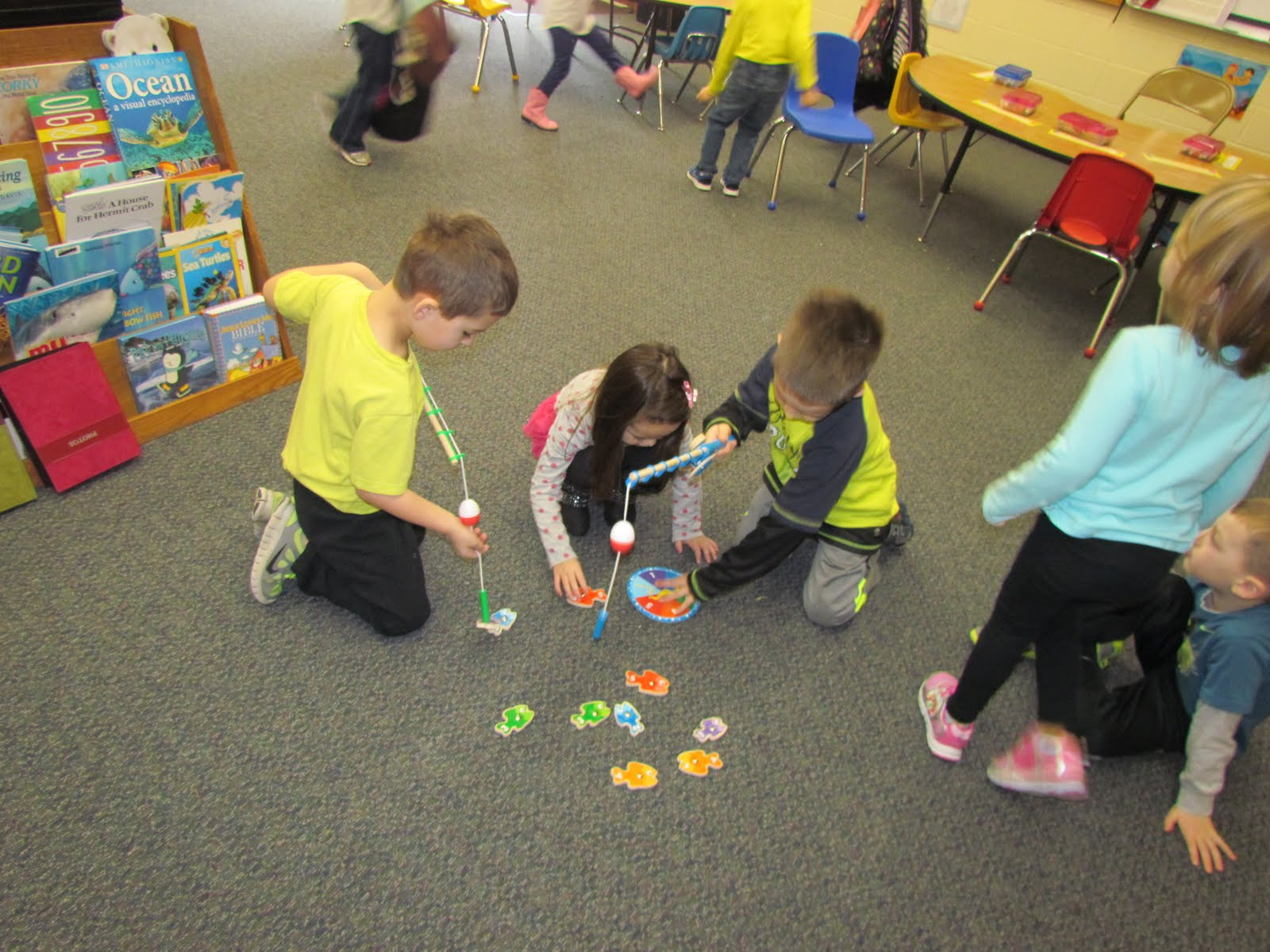 We learn through play!