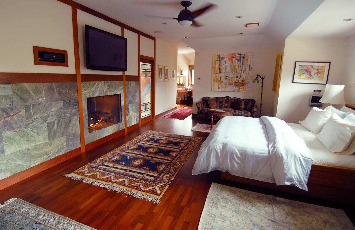 Master Spa Bedroom
