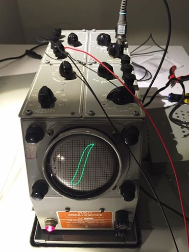 a functional oscilloscope