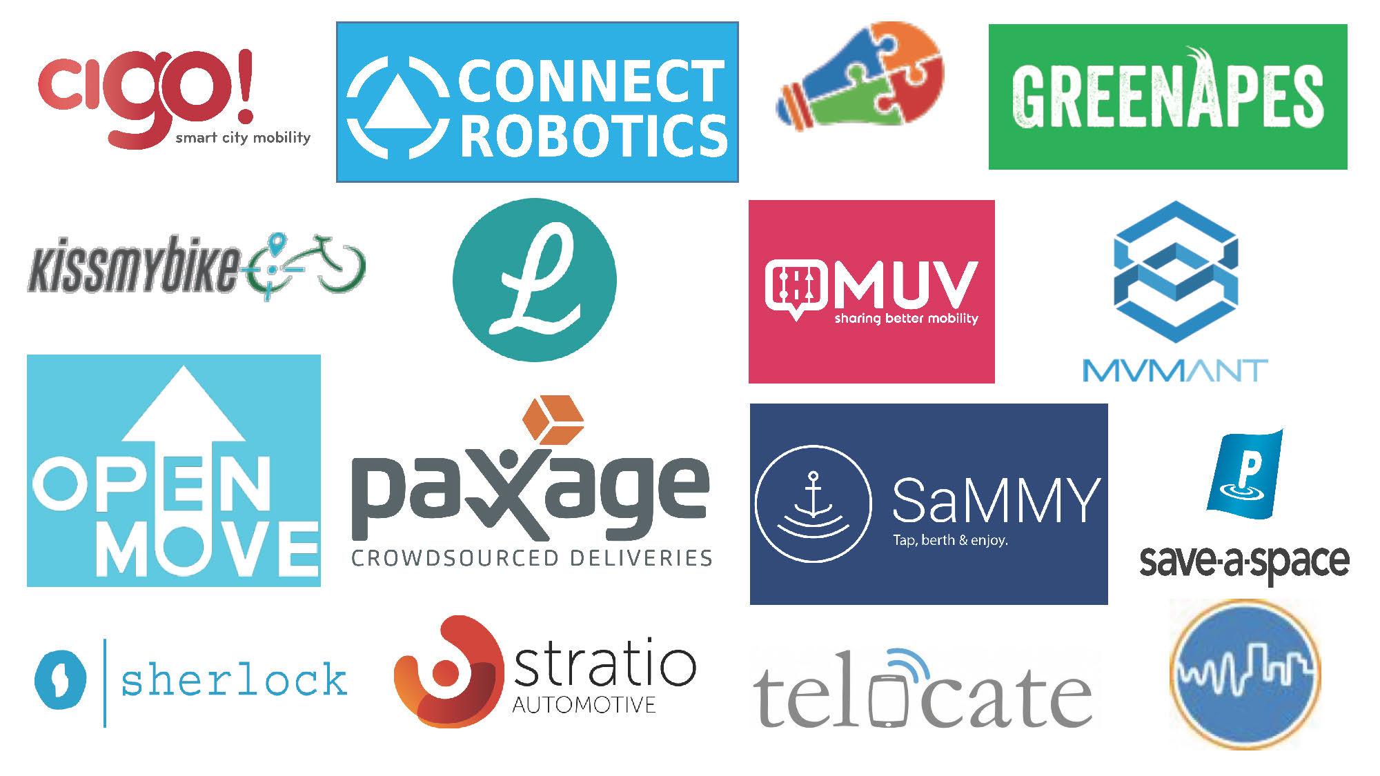 interviewed MAG app logos