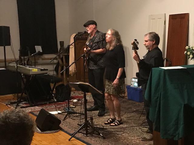 10.10.2018 - Lorraine, Bill, & Mike