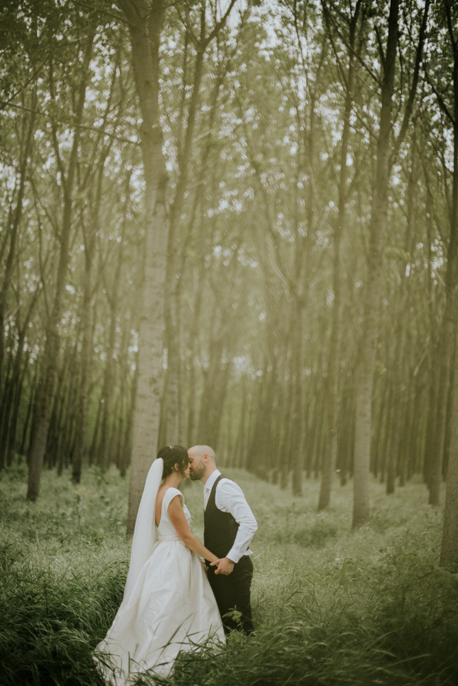 Italian Wedding - S A R A + L U K A SParma, Italy