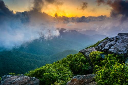 Asheville Land Search