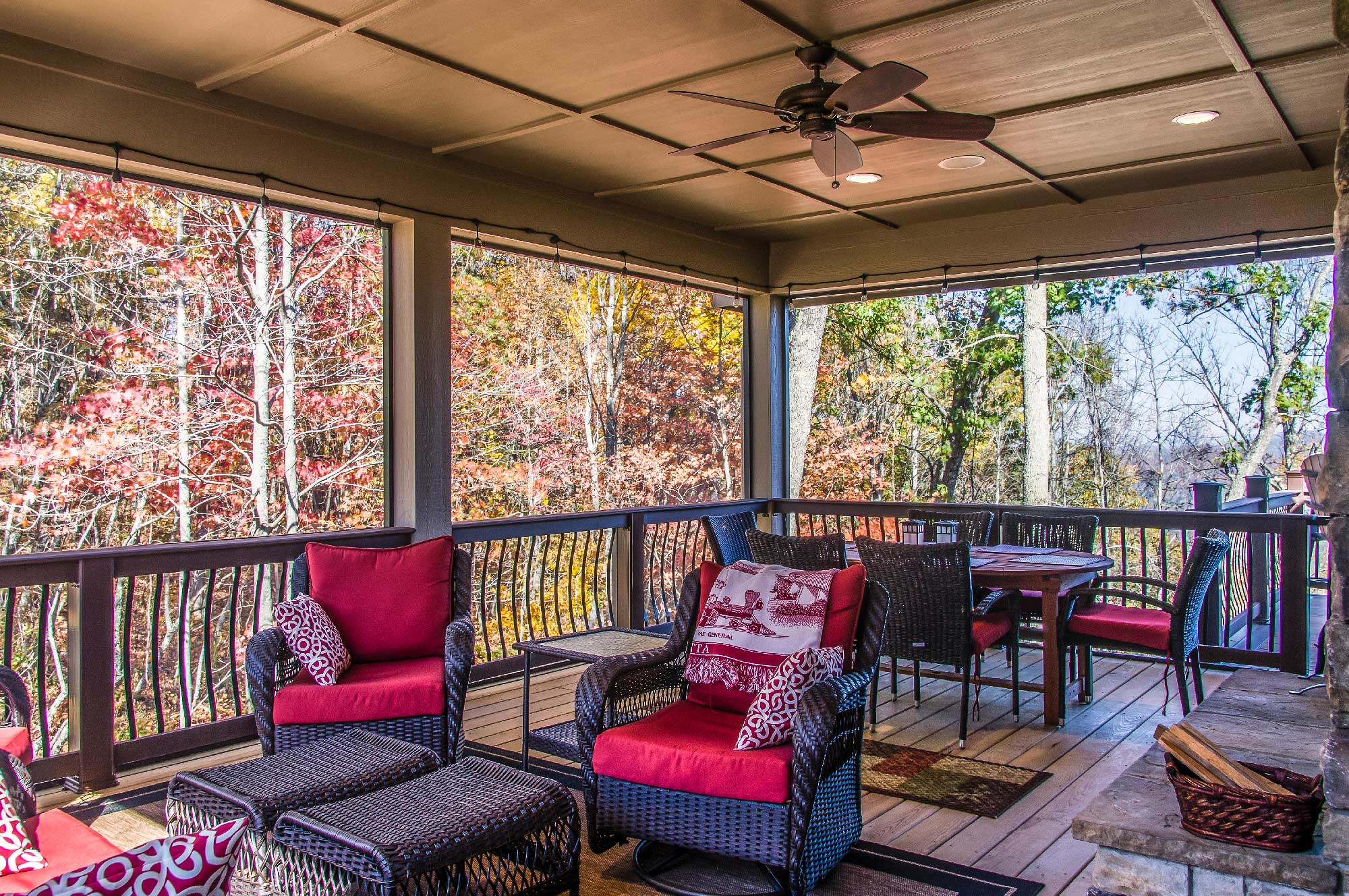 North Asheville Versant Rustic
