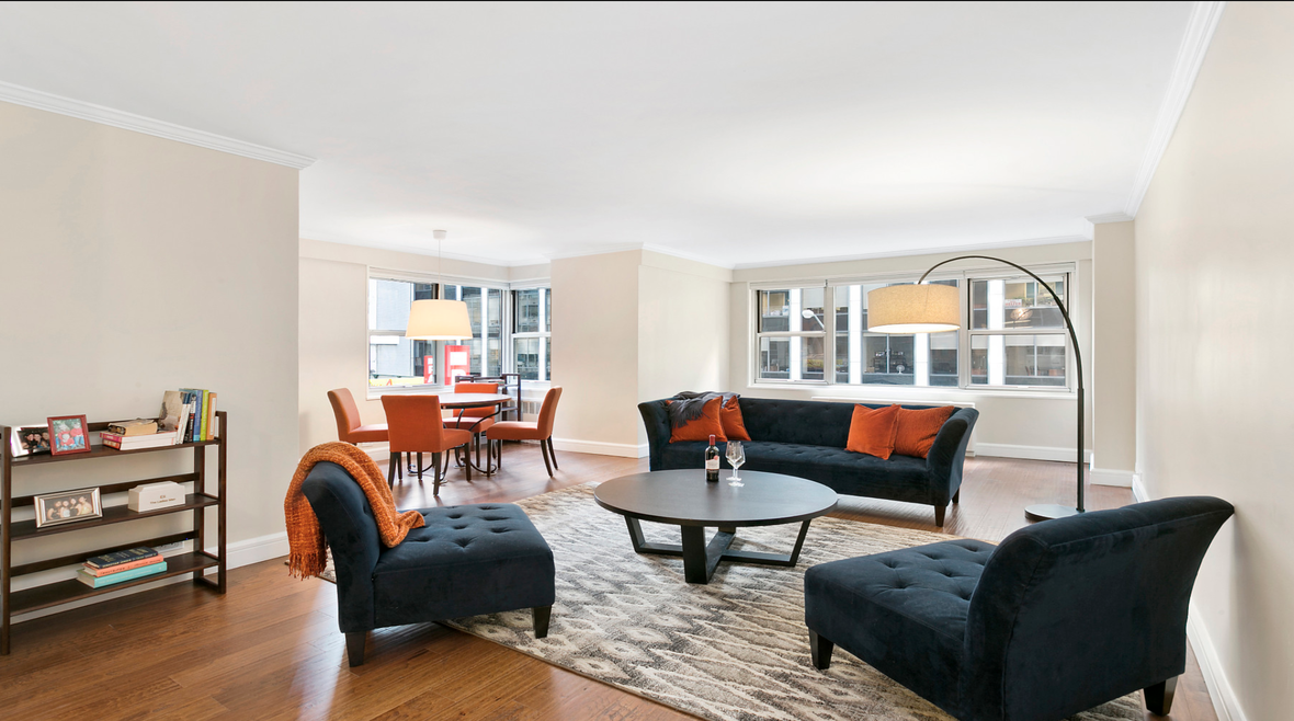 77 West 55th Street       Theater District, NYC    2 BD | 2 BA | $1,475,000