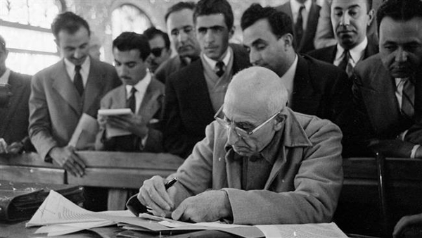 Mohammad Mosaddeq was a major figure in modern Iranian history who served as the Prime Minister of Iran from 1951 to 1953 when he was removed from power by a  coup d'état .