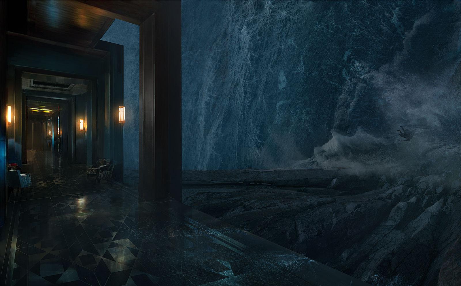 Corridor / Alternate dimension