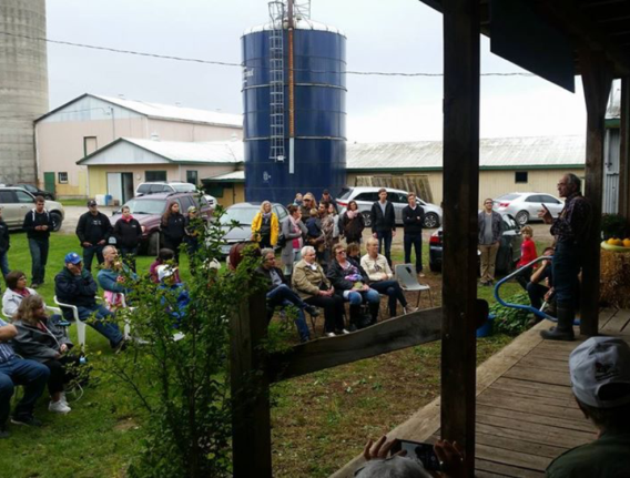 Sunnivue Open House BBQ Retirement Party