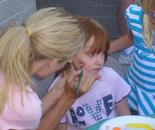 Face Painters.   Kids of all ages love the attention they get from having characters