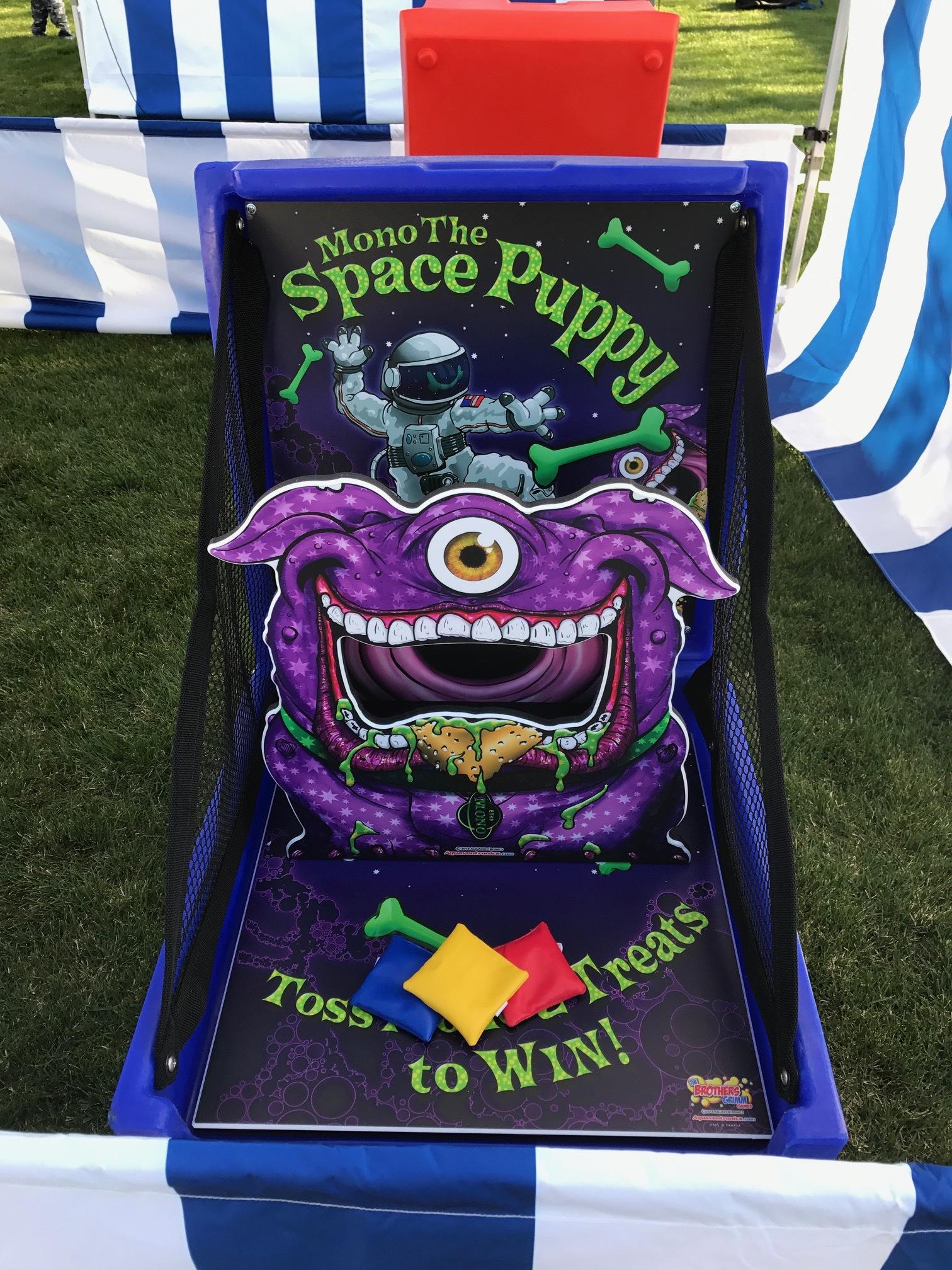 Space Puppy!
