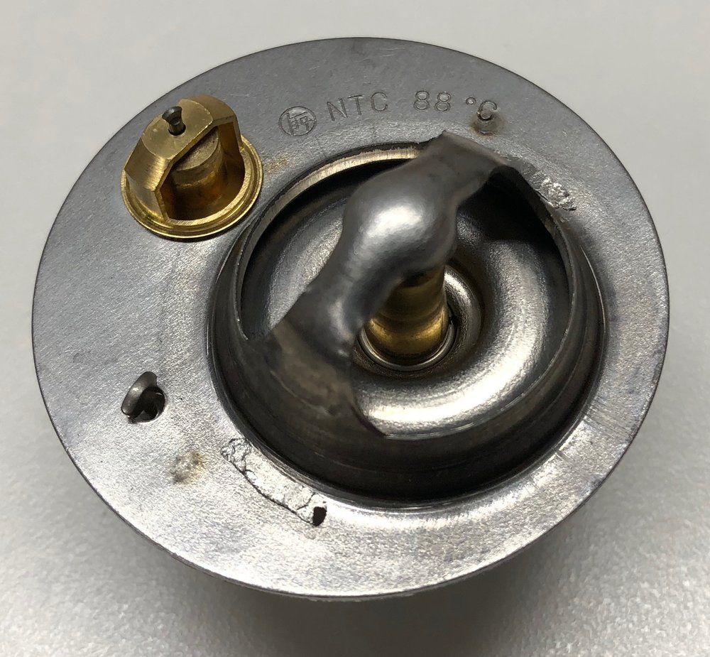 Thermostat Dual Stage Genuine Toyota Parts 22re Performance