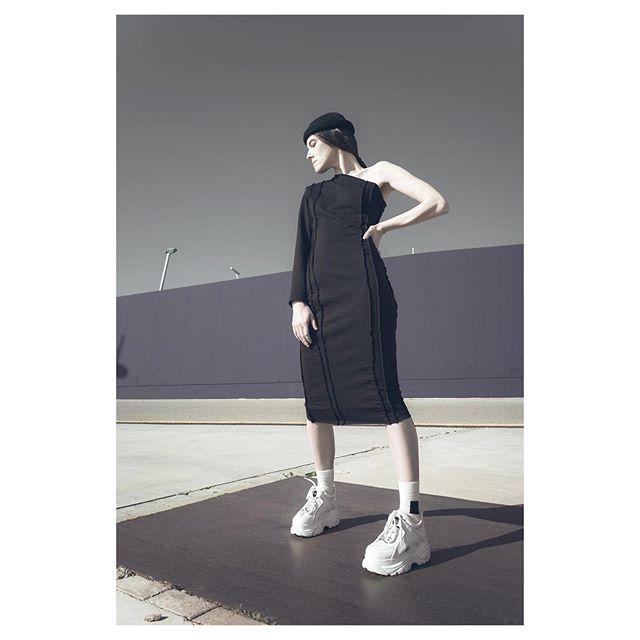 #mesnikovich #fw1920 #pfw19 photo @tonyapolskaya model @krasavinatania