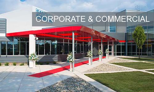ME Engineers Portfolio Corporate Commercial