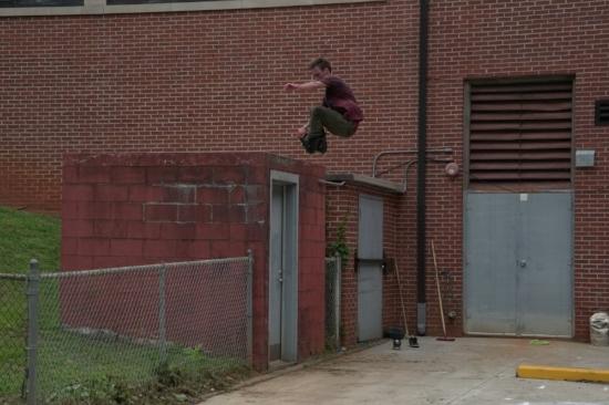 Josh Appleton   360 to 360 Mute by Brandon Andersen