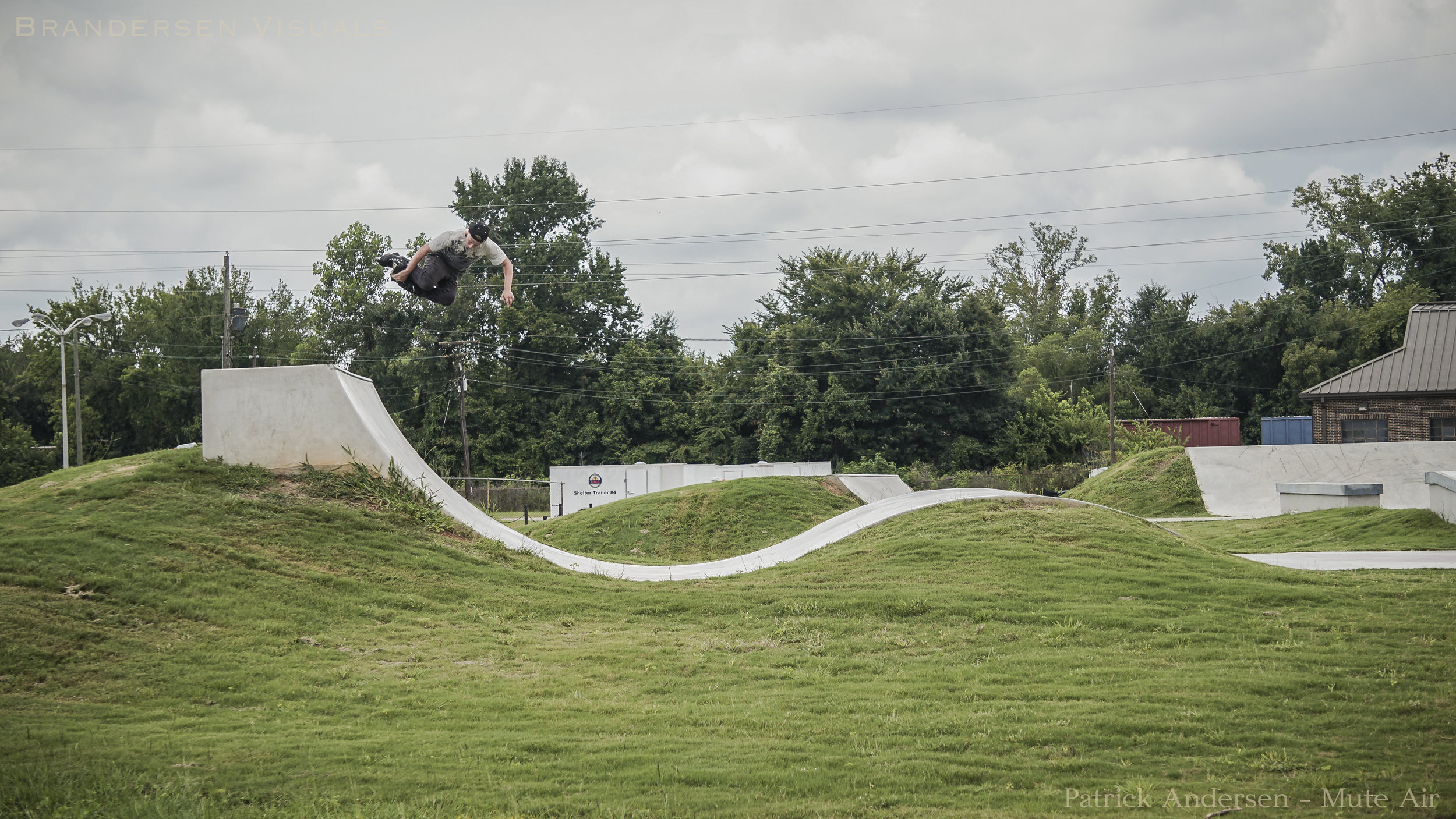 Patrick Andersen - Mute - Photo by Brandon Andersen