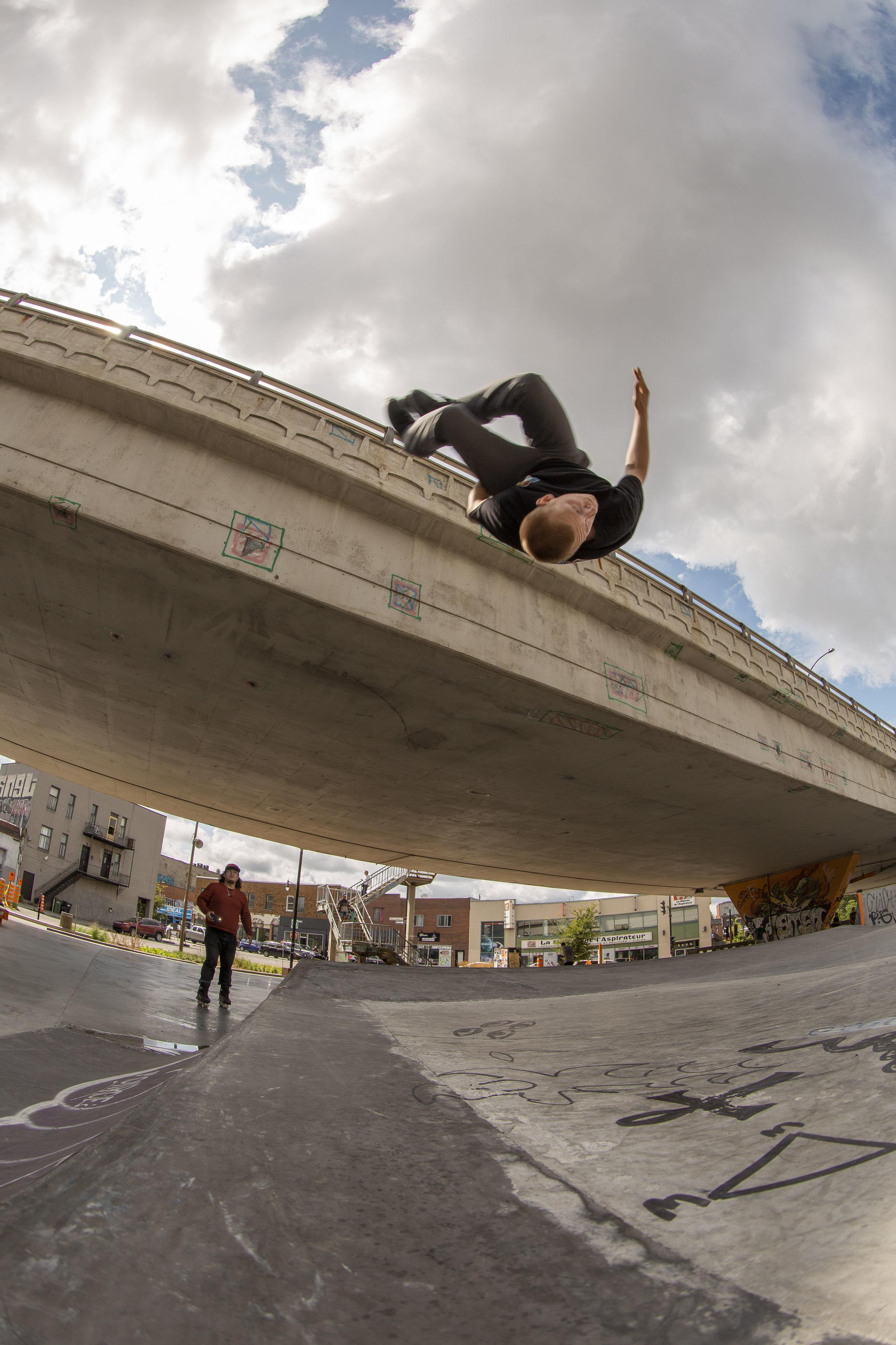 Yoeri Kurvers - Misty Flip Photo: Thomas Camus