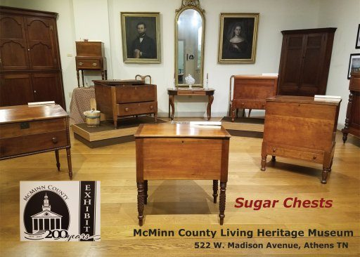 New Events — McMinn County Living Heritage Museum