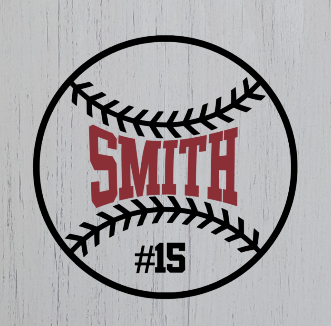 Personalized Baseball or Softball with Name & Number.png