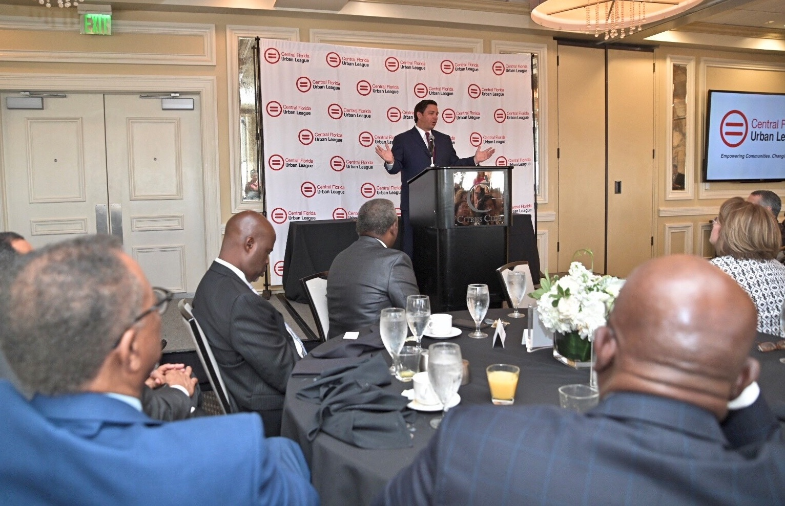 News - Gov attends Urban League Black history month breakfast - Picture 3.jpg